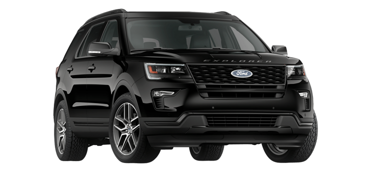 used 2018 Ford Explorer Sport