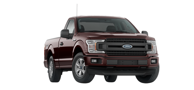 2018 ford f-150 regular cab at leif johnson ford: the king of trucks