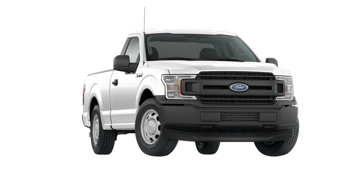 Pick Up The 2018 Ford F 150 Regular Cab 6 5 Box Xl Rwd 2 Door Pickup