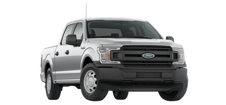 2018 Ford F-150 4WD SuperCrew 5.5' Box