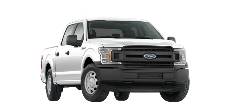 2018 Ford F-150 SuperCrew at Leif Johnson Ford: Take to ...