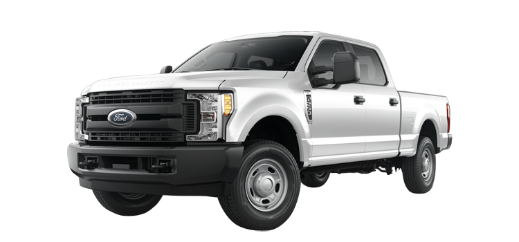 2018 Ford Super Duty F-250 Crew Cab