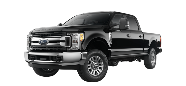 Move Your Cargo With The 2018 Ford Super Duty F 250 Crew Cab 6 75 Box Xlt Rwd 4 Door Pickup
