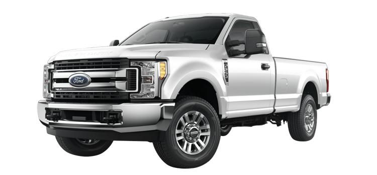 2018 Ford Super Duty F-250 Regular Cab