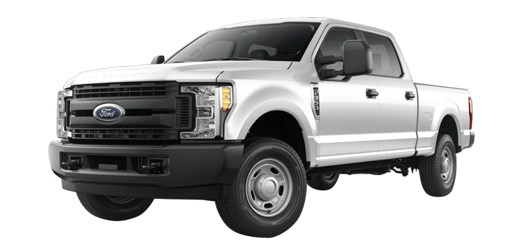 2018 Ford Super Duty F-350 Crew Cab