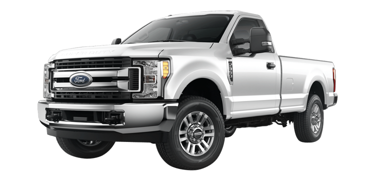 2018 Ford Super Duty F-350 Regular Cab
