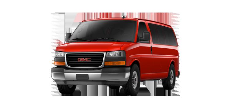 Savana Passenger Van