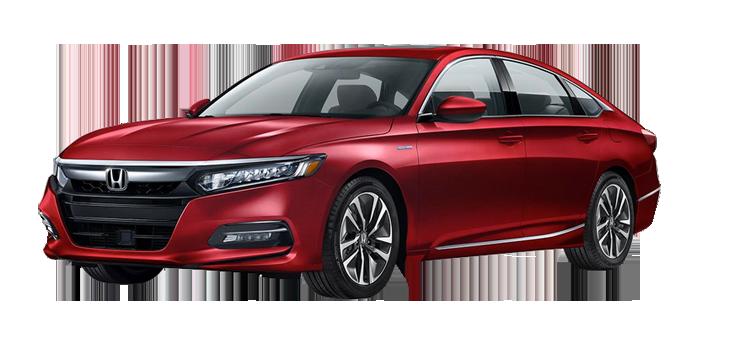 Springfield Honda - 2018 Honda Accord Hybrid 2.0 L4 EX