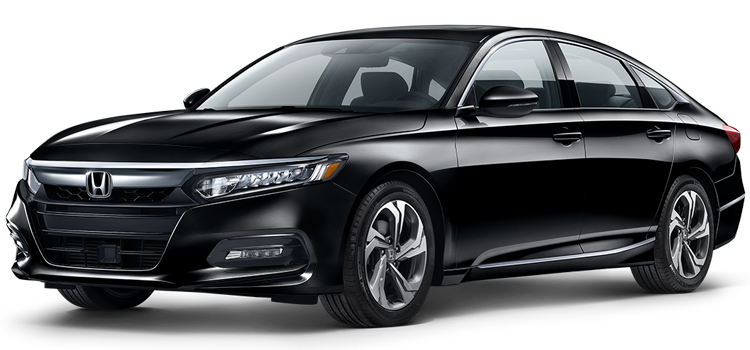 Kingwood Honda - 2018 Honda Accord Sedan 1.5T L4 with Leather and Navigation EX-L