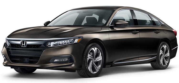 2018 Honda Accord Sedan 1 5T L4 with Leather and Navigation