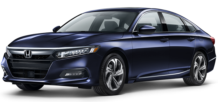Gulfport Honda - 2018 Honda Accord Sedan 1.5T L4 EX