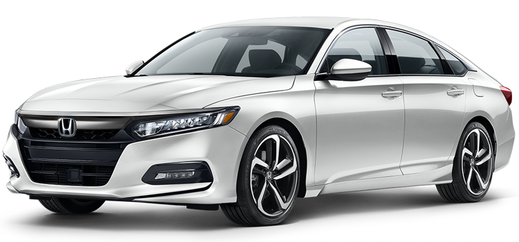 Edmond Honda - 2018 Honda Accord Sedan 1.5T L4 Sport