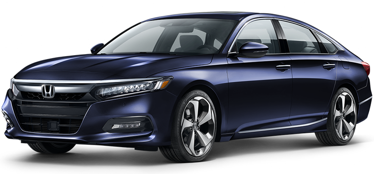 Oklahoma City Honda - 2018 Honda Accord Sedan 1.5T L4 Touring