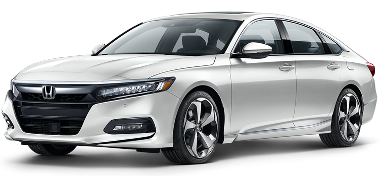 Kingwood Honda - 2018 Honda Accord Sedan 1.5T L4 Touring