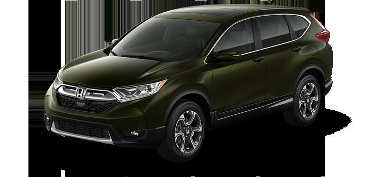 Egg Harbor Township Honda - 2018 Honda CR-V 1.5T L4 EX-L