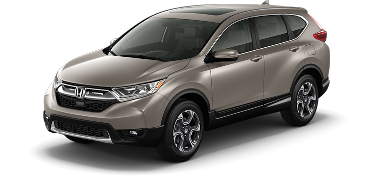 Springfield Honda - 2018 Honda CR-V 1.5T L4 with Navigation EX-L