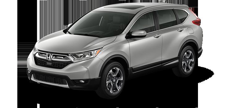 Gulfport Honda - 2018 Honda CR-V 1.5T L4 with Navigation EX-L