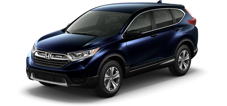 Kingwood Honda - 2018 Honda CR-V 2.4 L4 LX