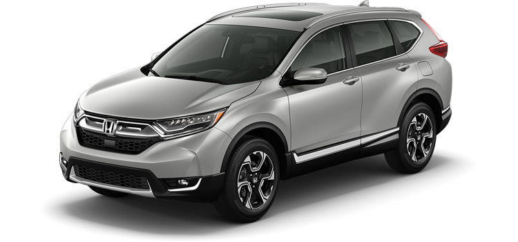 Atlantic City Honda - 2018 Honda CR-V 1.5T L4 Touring
