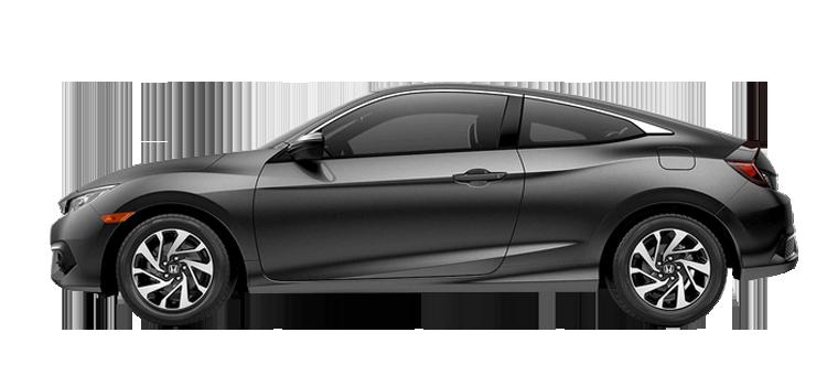 Tulsa Honda - 2018 Honda Civic Coupe 2.0 L4 LX