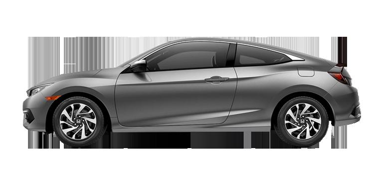Lake Charles Honda - 2018 Honda Civic Coupe 2.0 L4 PZEV LX-P