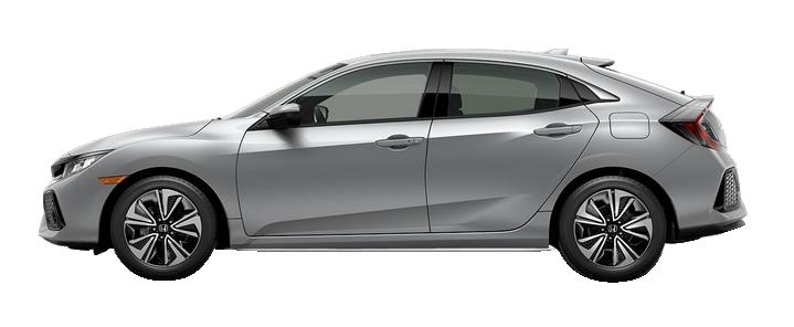Norman Honda - 2018 Honda Civic Hatchback 1.5T L4 with Navigation EX-L