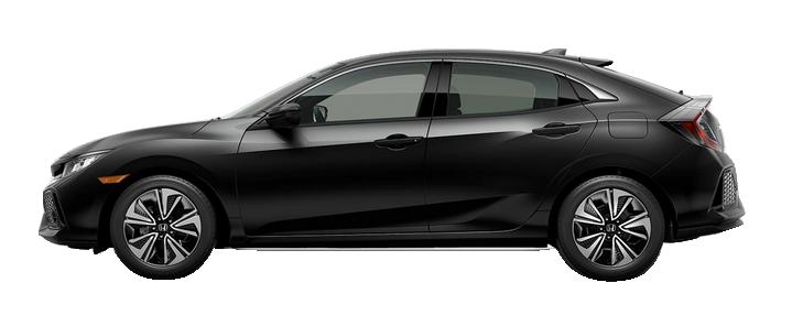 Tulsa Honda - 2018 Honda Civic Hatchback 1.5T L4 PZEV EX