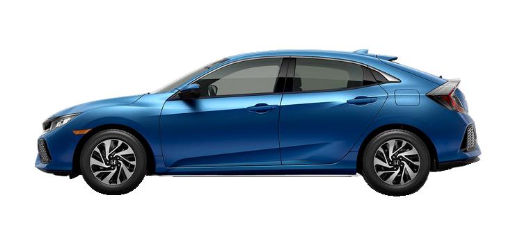 Panama City Honda - 2018 Honda Civic Hatchback 1.5T L4 with Honda Sensing PZEV LX