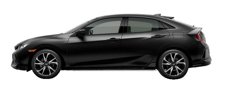 Edmond Honda - 2018 Honda Civic Hatchback 1.5T L4 Sport