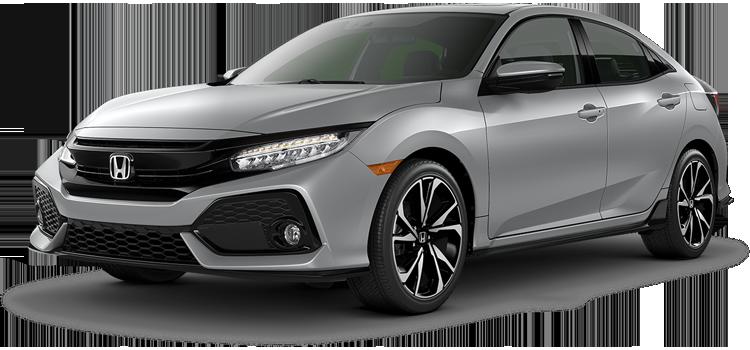Beaumont Honda - 2018 Honda Civic Hatchback 1.5T L4 Sport Touring
