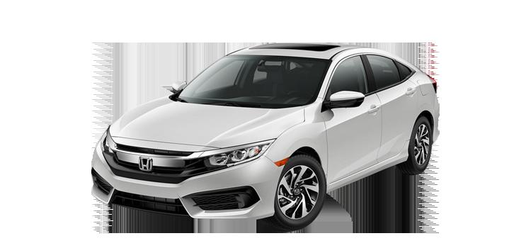 Baytown Honda - 2018 Honda Civic Sedan 2.0 L4 PZEV EX