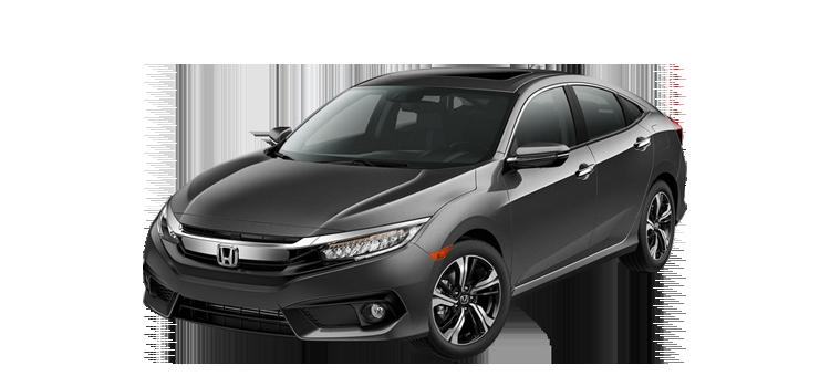 Panama City Honda - 2018 Honda Civic Sedan 1.5T L4 PZEV Touring