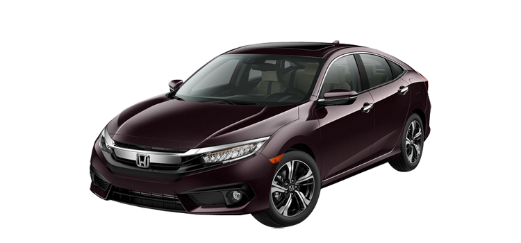 Norman Honda - 2018 Honda Civic Sedan 1.5T L4 PZEV Touring