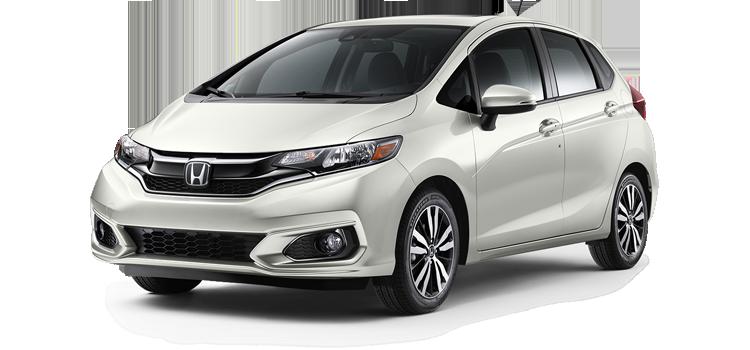 Biloxi Honda - 2018 Honda Fit CVT with Navigation EX-L