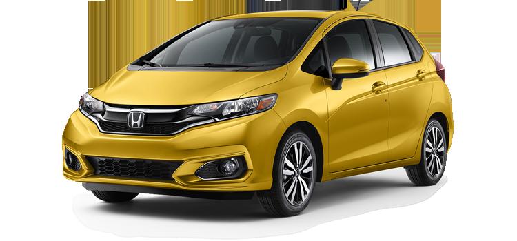 Beaumont Honda - 2018 Honda Fit CVT with Navigation EX-L