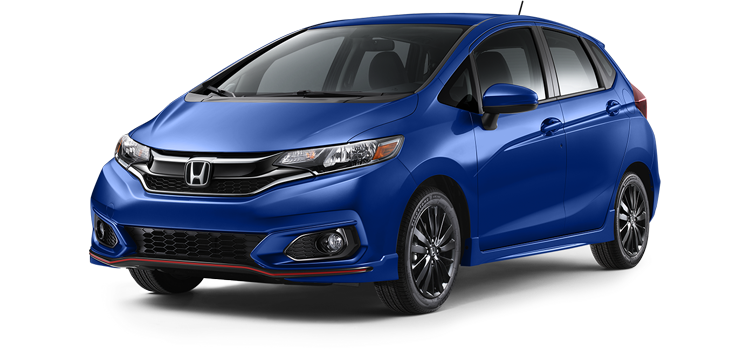 Beaumont Honda - 2018 Honda Fit Manual Sport