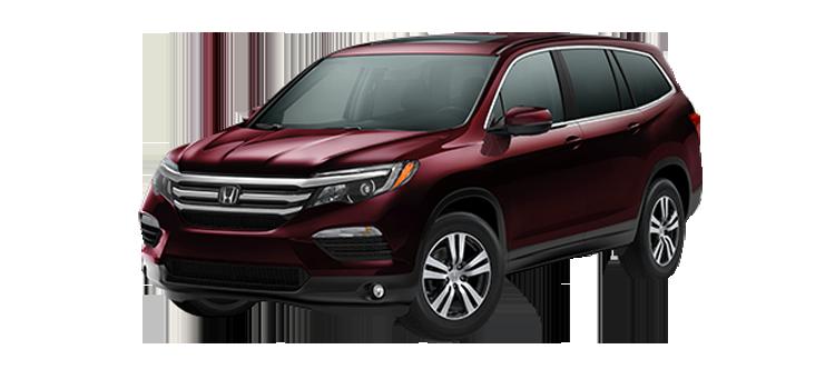 Houston Honda - 2018 Honda Pilot With Honda Sensing EX-L