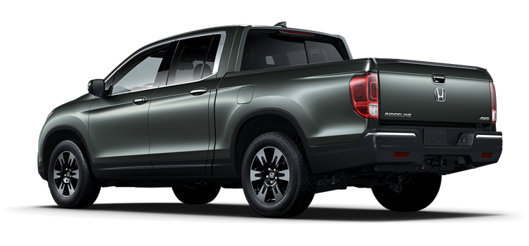 Lake Charles Honda - 2018 Honda Ridgeline With Leather and Navigation RTL-E