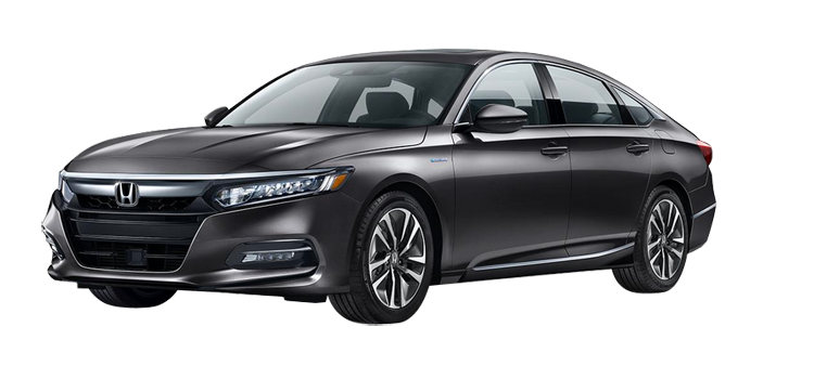 New 2018 Honda Accord Hybrid 2.0 L4 with Navigation EX-L