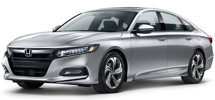 new 2018 Honda Accord Sedan 1.5T L4 with Leather EX-L