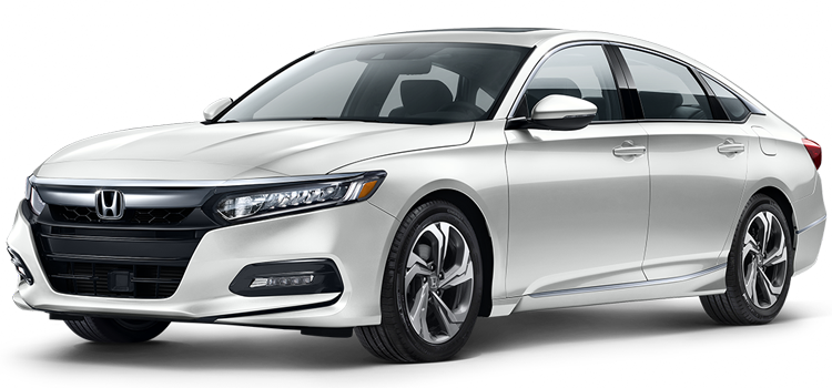 Used 2018 Honda Accord Sedan 1.5T L4 with Leather EX-L