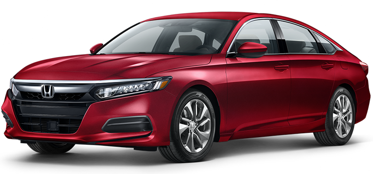new 2018 Honda Accord Sedan 1.5T L4 LX