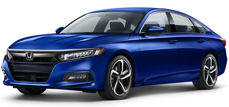 used 2018 Honda Accord Sedan Sport 1.5T