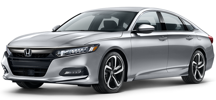 New 2018 Honda Accord Sedan 1.5T L4 Sport