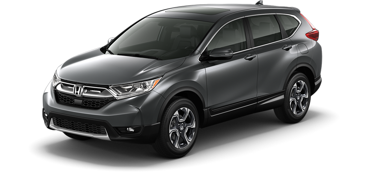 New 2018 Honda CR-V 1.5T L4 EX-L