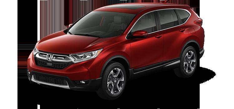New 2018 Honda CR-V 1.5T L4 EX-L