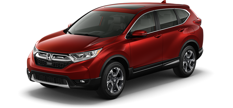 New 2018 Honda CR-V 1.5T L4 EX