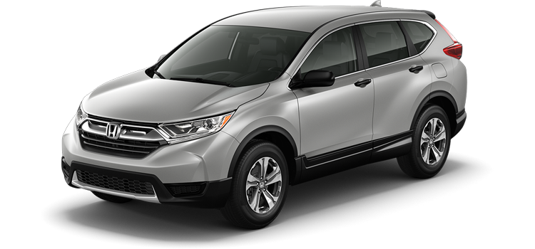 New 2018 Honda CR-V 2.4 L4 LX