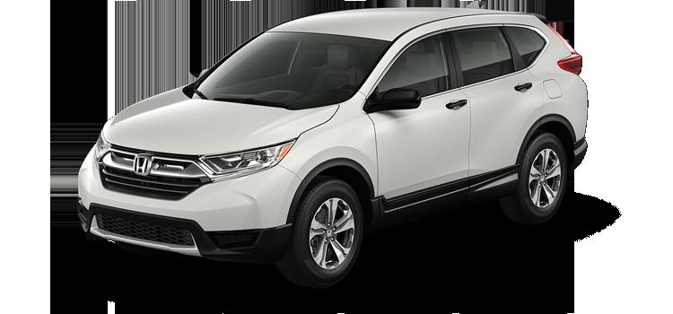 New 2018 Honda CR-V 2.4 L4 LX