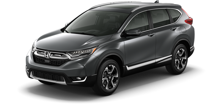 new 2018 Honda CR-V 1.5T L4 Touring